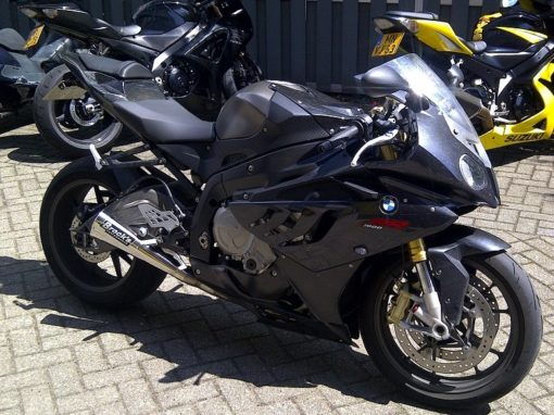 BMW S1000RR Brocks