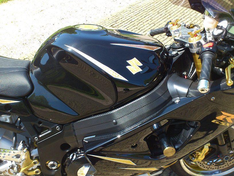 Custom GSX-R1000 K3 24K Gold Custom SportBikes NL