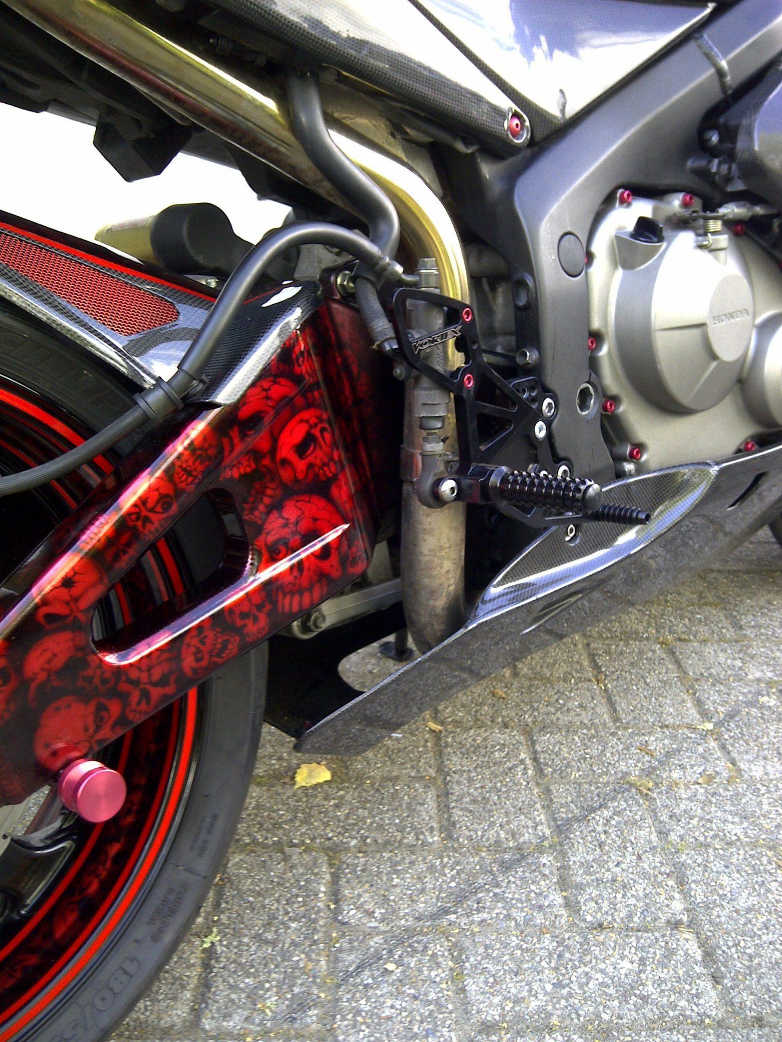 Honda CBR600rr 2004 Full Carbon 12