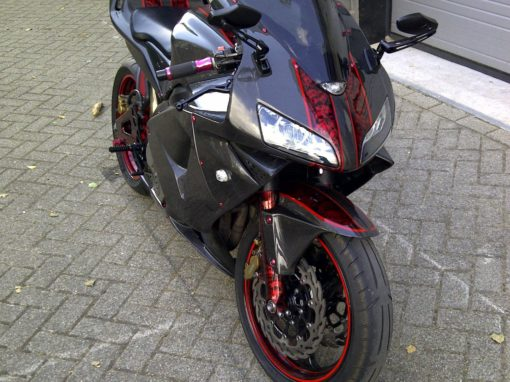 Honda CBR600RR 2003 Full Carbon