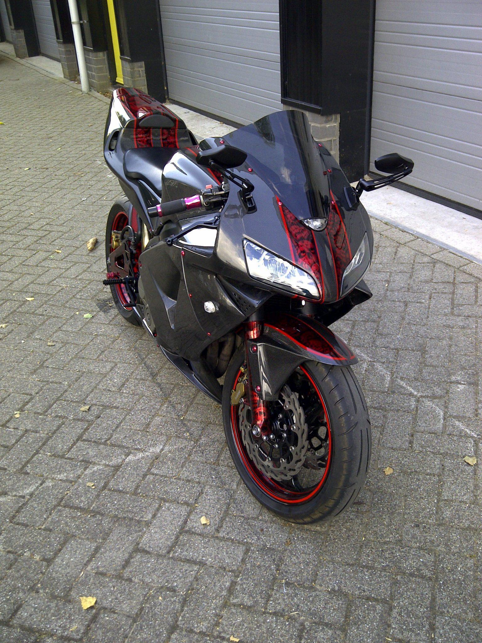Honda CBR600rr 2004 Full Carbon 2
