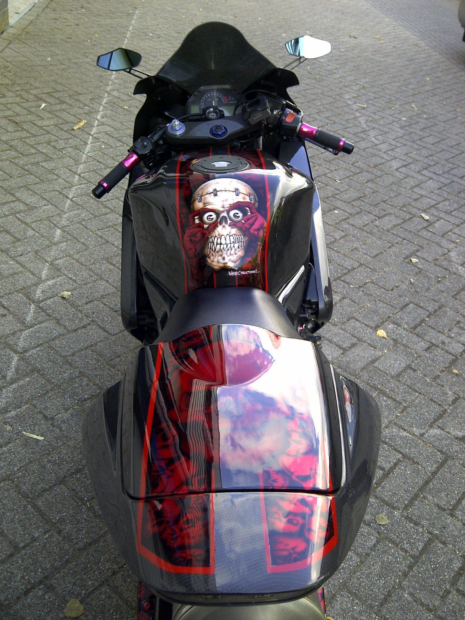 Honda CBR600rr 2004 Full Carbon 5