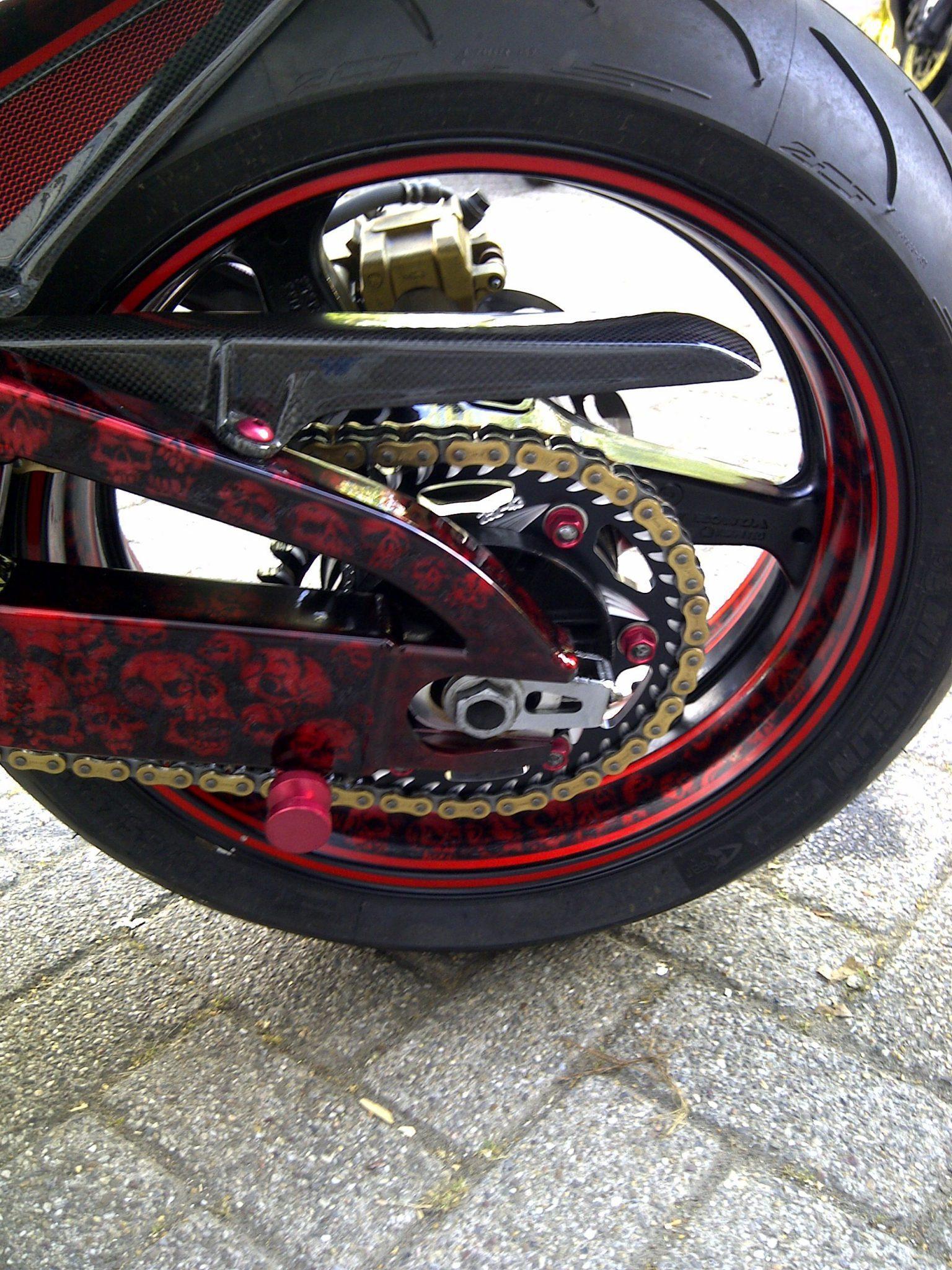 Honda CBR600rr 2004 Full Carbon 6