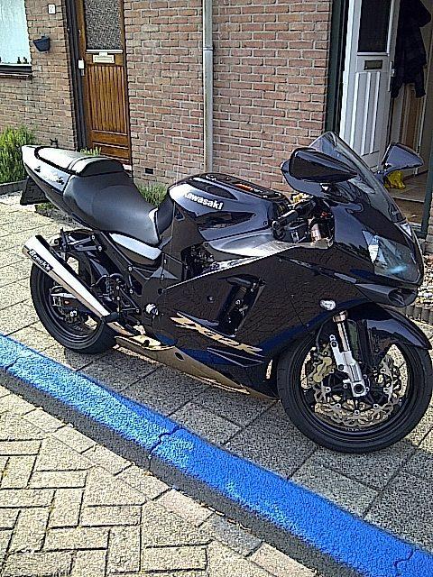 Kawasaki Ninja ZX13R 2003 Brocks CustomSportBikes CSB NL (10)