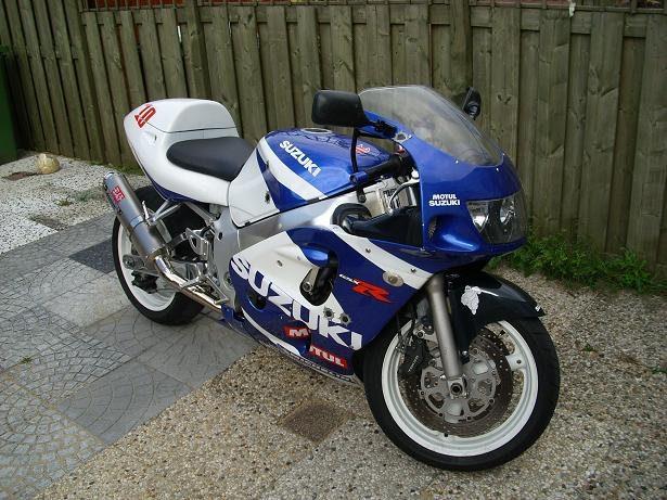 Suzuki GSX-R750 SRAD 1999