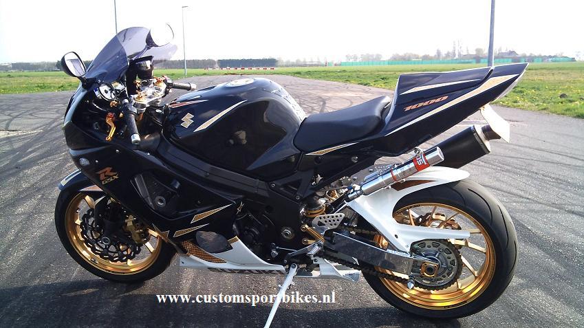 Suzuki GSXR 1000 K4 Dominator Custom Sportbikes nos