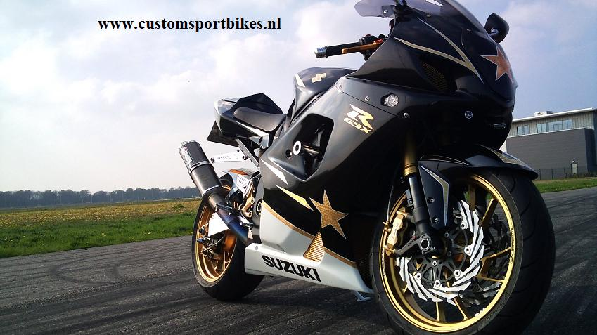 Suzuki GSXR 1000 K4 Dominator Custom Sportbikes side