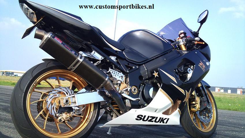 Suzuki GSXR 1000 K4 Dominator Custom Sportbikes yoshi