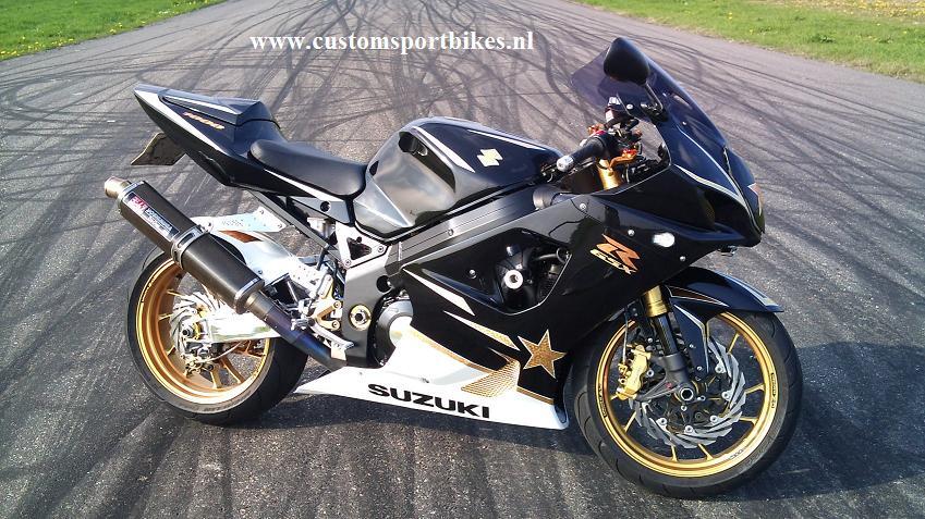 Suzuki GSXR 1000 K4 Dominator Custom Sportbikes