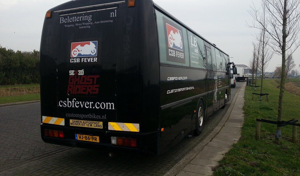 CSB Fever Tourbus CustomSportBikes CSB NL (1)