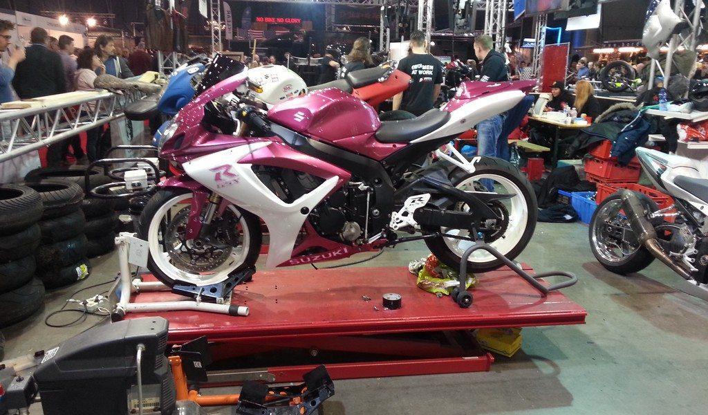 Suzuki GSX-R600 Queenbike CustomSportBikes CSB NL (1)