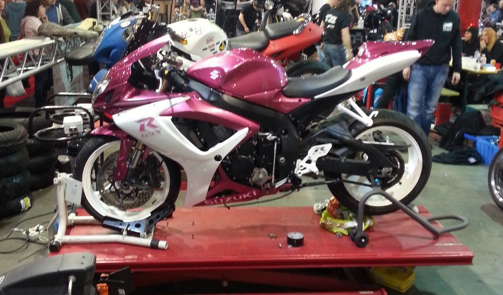 Suzuki GSX-R600 Queenbike CustomSportBikes CSB NL (2)