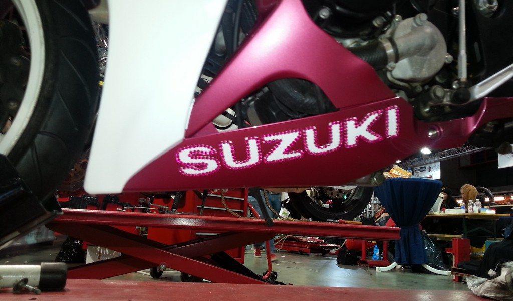 Suzuki GSX-R600 Queenbike CustomSportBikes CSB NL (7)